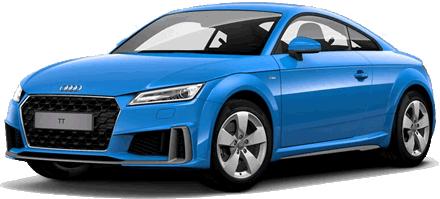 Audi TT TT coupe 45 2.0 tfsi quattro s-tronic immagine di repertorio