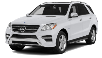 Mercedes-Benz Classe M ML 350 BT Sport c/xeno 4matic auto immagine di repertorio